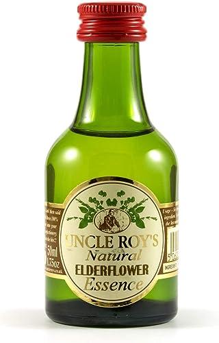 exclusivo Uncle roy Elderflower Concentrated Food Essence Catering Talla Talla Talla - 1litre 36fl.oz  artículos de promoción