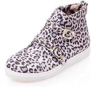 BalaMasa Womens ABS13851 Pu Boots