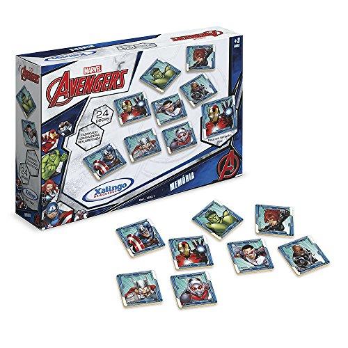 Memória Avengers Xalingo