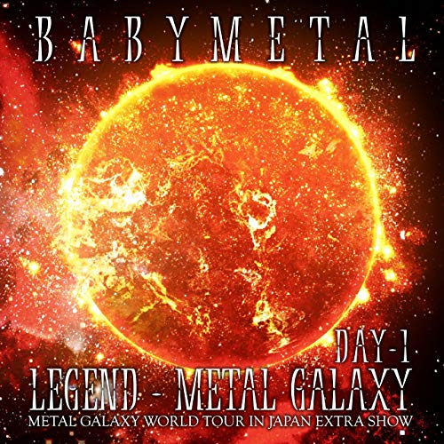 【メーカー特典あり】 LIVE ALBUM(1日目)LEGEND - METAL GALAXY [DAY-1] (METAL GALAXY WORLD TOUR IN JAPAN EXTRA SHOW)(ステッカー A ver.付き)
