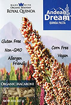 Andean Dream Gluten Free Organic Quinoa Pasta 8 oz