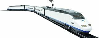 Mehano Ave Tren-Juguete de modelismo ferroviario, Color Blanco y Azul, h0 (MEHANOT682)