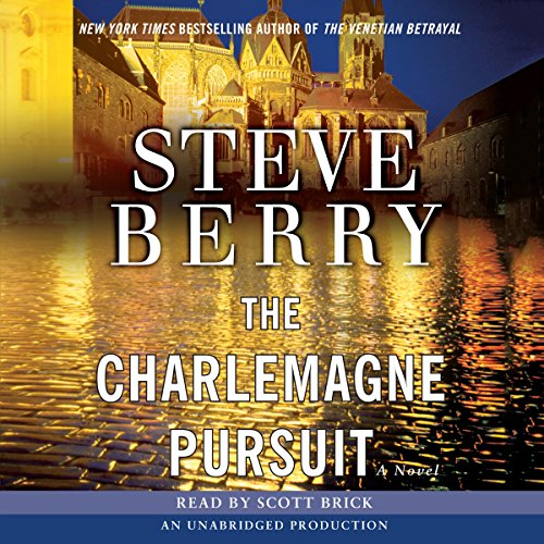 The Charlemagne Pursuit Titelbild