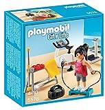 PLAYMOBIL Mansión Moderna Playset Sala de Gimnasio (5578)