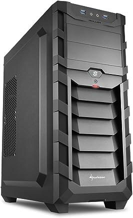 Sharkoon SKILLER SGC1 Midi ATX Tower Nero - Trova i prezzi più bassi