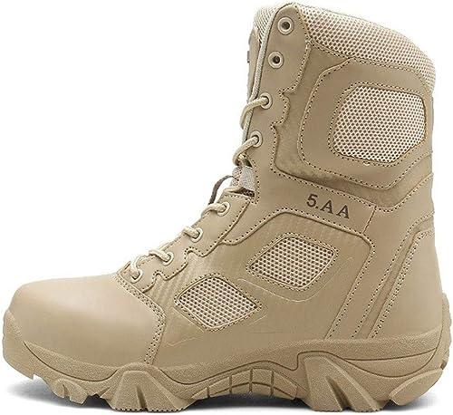 Herren Desert Stiefel Mountain Stiefel wasserdichte Taktische Stiefel Jungle Walking Schuhe