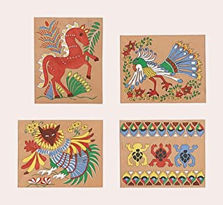 Mexican Bark Painting Craft Kit