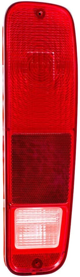 For Ford E-100 Popular product Econoline Club Wagon Tail Assembl Light Free shipping on posting reviews