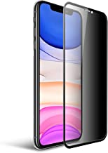 Olixar for iPhone 11 Screen Protector Privacy Glass [Anti-SPY] [Anti Peeping] - Anti-Scratch, Anti-Shatter, Bubble Free, HD Clarity Full Coverage Case Friendly - Easy Application