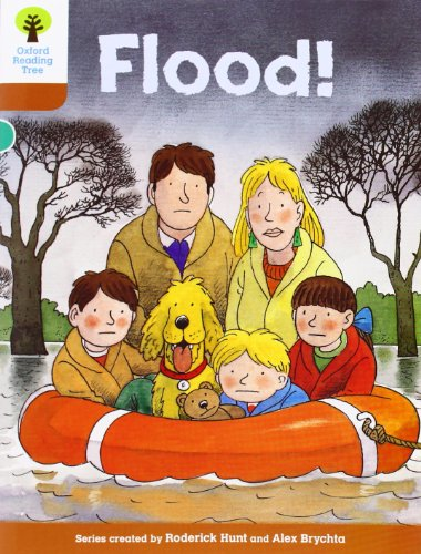 Oxford Reading Tree: Level 8: More Stories: Flood!の詳細を見る