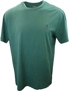 Men's Big & Tall Pony Logo Crew Neck Jersey T-Shirt