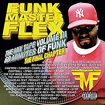 The Mix Tape Volume III - 60 Minutes Of Funk - The Final Chapter