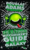 The Ultimate Hitchhiker's Guide to the Galaxy: Leather Edition: five...