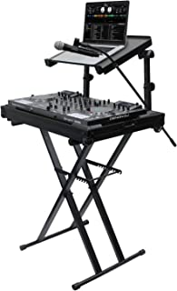 Odyssey LTBXS2MTCP 2-Tier DJ X-Stand Combo Pack