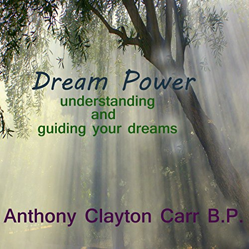 Dream Power audiobook cover art