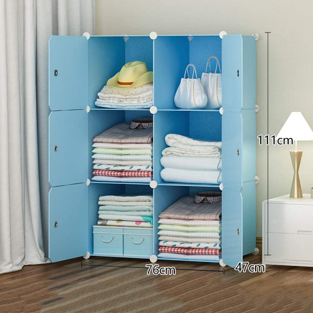 Amazon.com: Xnxn Resin Storage Organizer Wardrobe Armoire, Closet