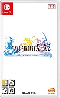 ファイナルファンタジーX/X-2 HD Remaster [韓国語版] - Switch [海外直送品]