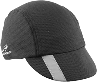 walz moisture wicking cycling cap