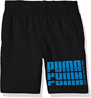 PUMA Little Boys Cotton Shorts