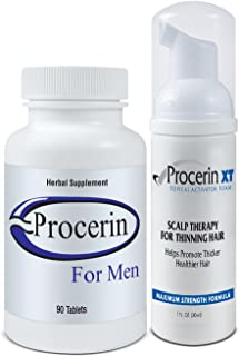 Procerin Combo Pack - 1 Month Supply