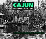 Cajun Louisiane 1928-1939