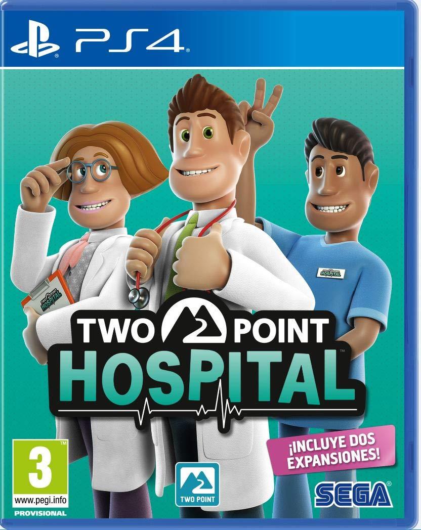 Two Point Hospital - PS4: Amazon.es: Videojuegos