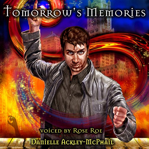 Tomorrow's Memories audiobook cover art