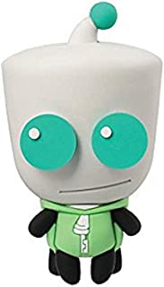 Invader Zim Collectors Keyring ~ GIR in Dog Suit Disguise A Keychain (Opened to Identify)
