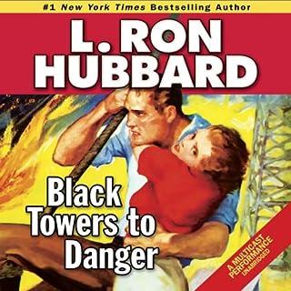 Black Towers to Danger audiobook cover art