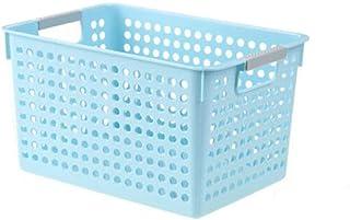 Lpiotyucwh Paniers et Boîtes De Rangement, Panier de rangement en plastique étanche et résistant à l'humidité, Sundries, P...