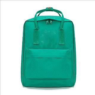 Casual Backpack,Waterproof Anti-Theft Laptop Backpack,Travel Daypack School Satchel for Teenage Girls Boys Green