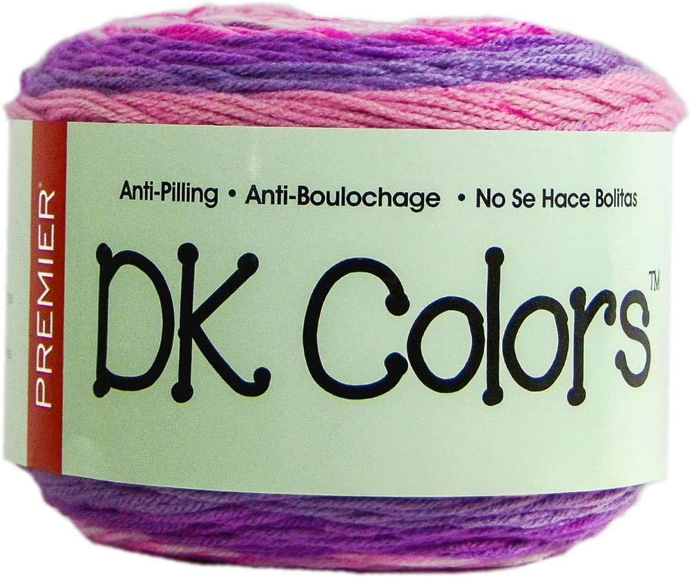 Premier Yarns Premier DK Colors Yarn-Petunia