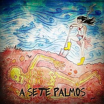 A Sete Palmos - Single