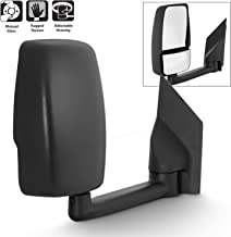 For 2003-17 Chevy Express 1500/2500/3500 + GMC Savana 1500/2500/3500 Manual Towing Passenger Side Only Mirror Assembly