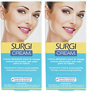 Best surgi cream hair remover for face Reviews