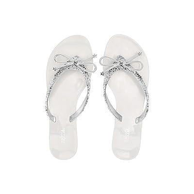 Melissa Shoes Harmonic Elements (Silver Twinkle) Women