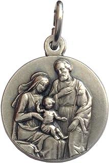 Igj Sacra Famiglia medaglia–The Patron Saints Medals