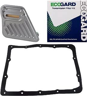 ECOGARD XT1218 Transmission Filter Kit for 1999-2005 Suzuki Grand Vitara, 1992-1998 Sidekick, 1999-2003 Vitara, 1996-1998 X-90, 2002 Esteem, 2002-2003 XL-7   1991-1997 Toyota Previa