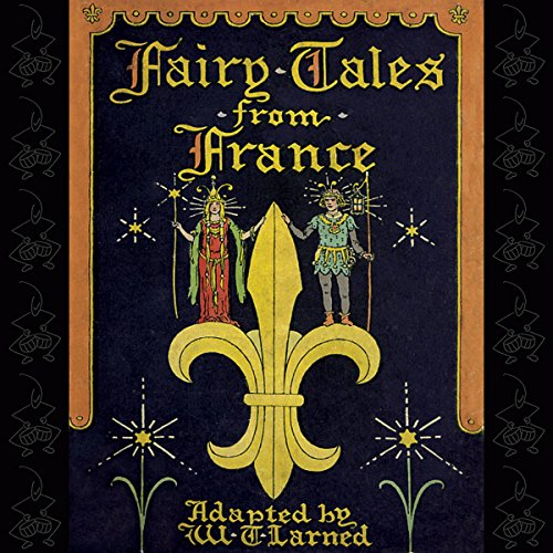 Fairy Tales from France audiobook cover art