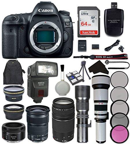 Canon EOS 5D Mark IV - Bundle 2