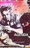 Agenda 2020 2021: Agenda Scolaire Journalier Rugby Sport joueurs Rugby | 292 pages collège lycée étudiant