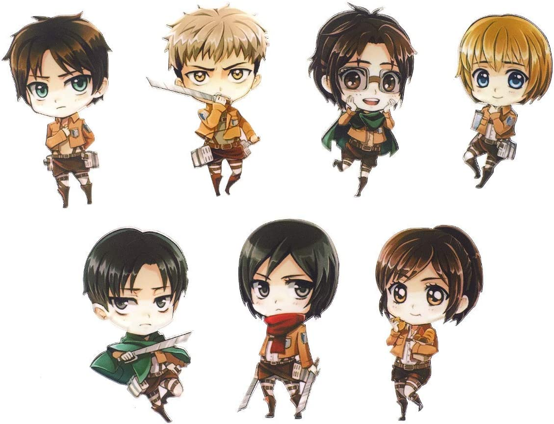 7 Fridge Magnets with Chibi the of Ranking TOP17 Forc Characters Enlightenment New product type