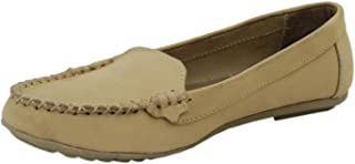 Athlego Women's Leather Loafers