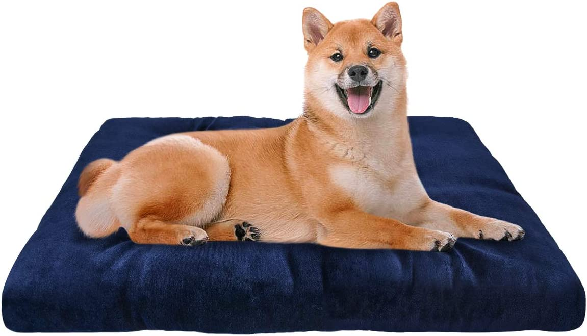 Tiovo Dog Max 76% OFF Ranking TOP10 Bed Mat Crate D Washable Pad Calming Anti-Slip