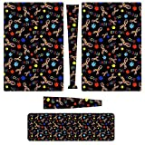 PS5 Skins and Wraps Autism Awareness Special Love PS5 Covers Pattern Decals Skin Sticker for Playstation 5 Digital with 1 Console Skin 2 Controller Skins Dustproof Covers Digital Edition for Kids G
