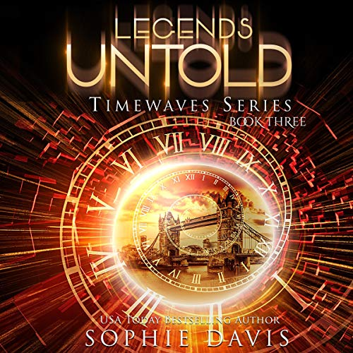 Legends Untold Audiobook By Sophie Davis cover art