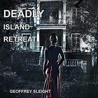 Deadly Island Retreat cover art