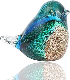 Best glass bird figurines Reviews