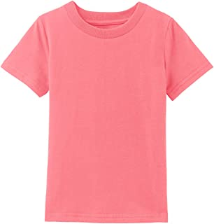 1995751a9916f MOMBEBE COSLAND T-Shirt Enfants Manche Courte Coton Tee Shirt