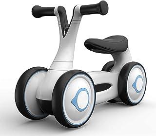 comprar comparacion Babify Bicicleta sin Pedales de 1 a 5 años My First Bike - Triciclo Correpasillos. Color Black & White.